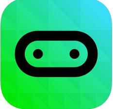 Bild av micro:bit appens logga